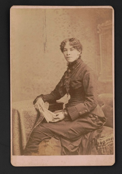 Photo of Josephine Silone Yates