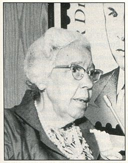 Photo of Ruth Ella Moore