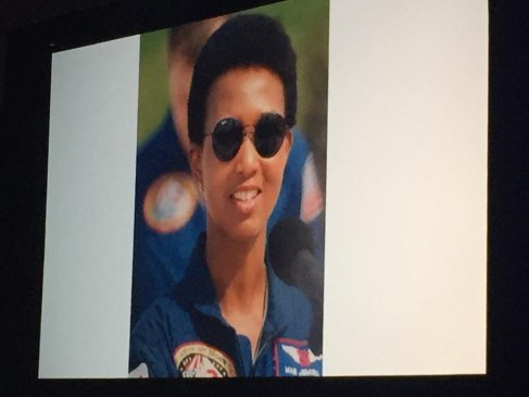 Photo of Mae Jemison