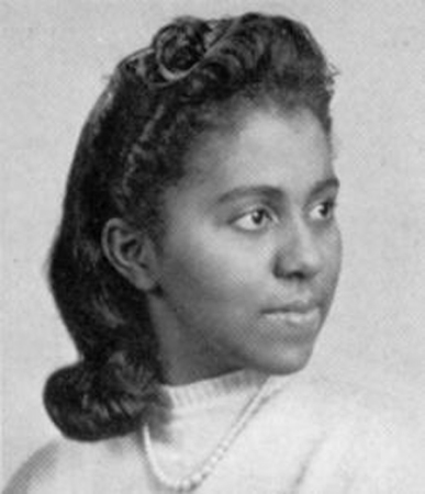 Photo of Marie Maynard Daly